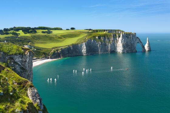 Séjours de luxe dans La Manche Normandie