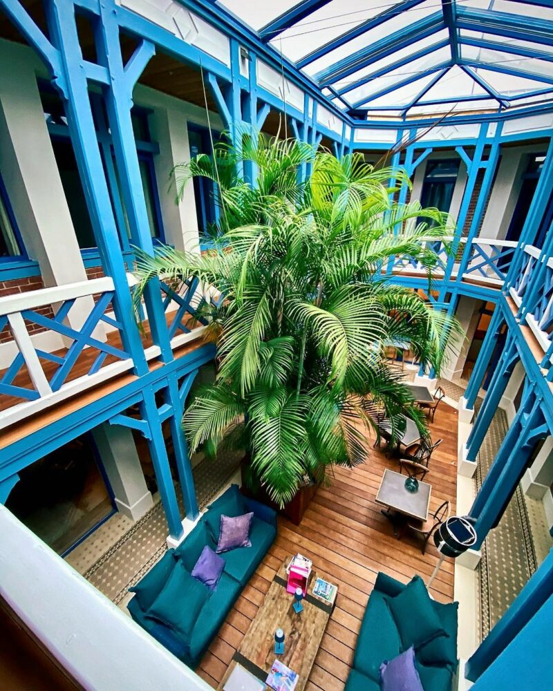 Villa d'Eaux - Maison d'hôtes de luxe à Villers sur Mer entre Cabourg et Deauville - Adresses Exclusives