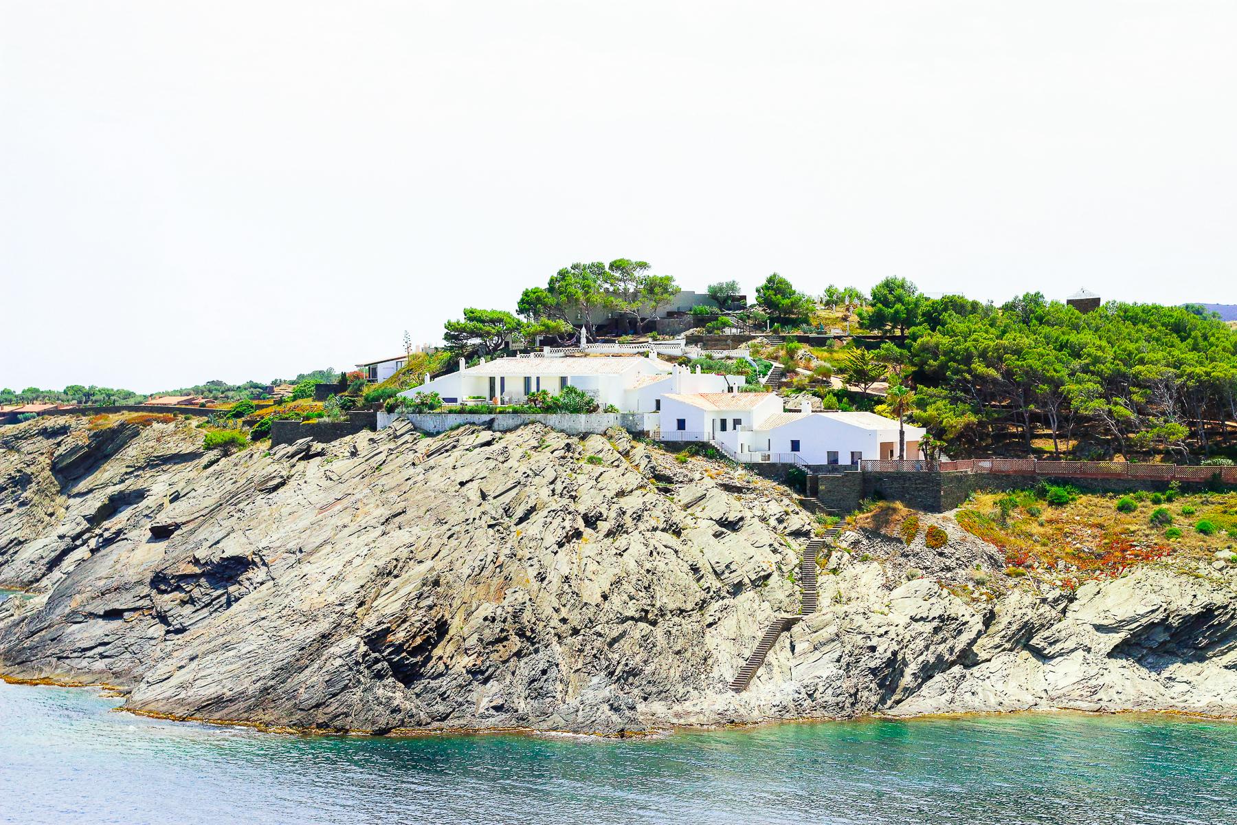 Casa del capitan Cadaqués séjour de luxe dans la Costa Brava en Espagne