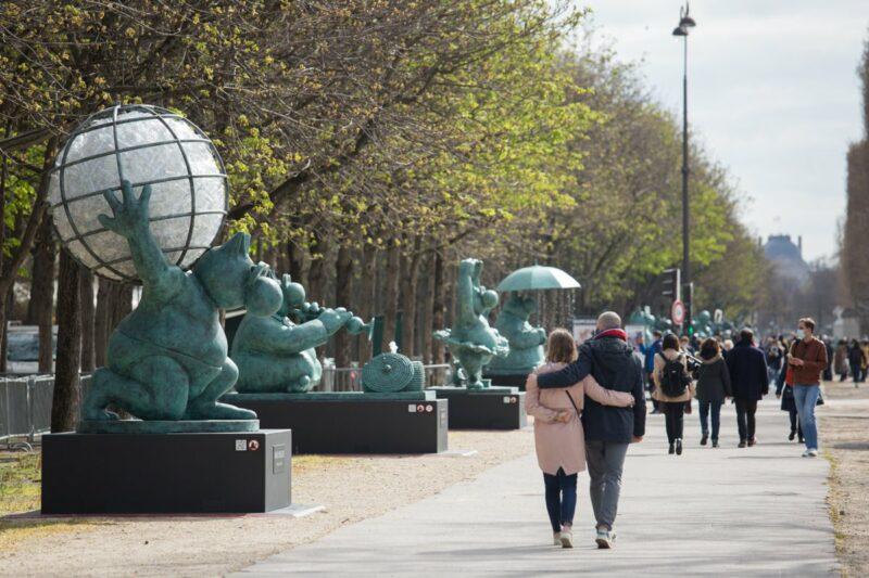 Geluck à Paris