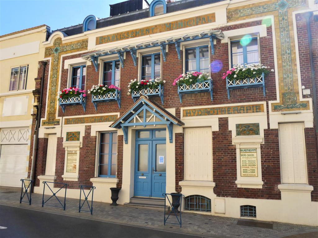 Villa d'Eaux - Adresses Exclusives à Villers sur mer