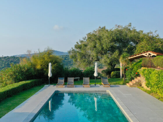Campo Unico - Maison d'hôtes en location à Villanova Corse - Adresses Exclusives