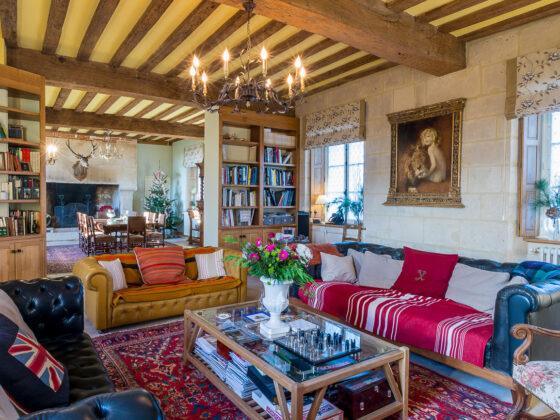 Manoir de la Cour - Adresse Exclusive en Location proche de Paris à Largny-sur-Automne