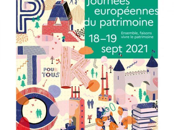 journées européennes du patrimoine 2021